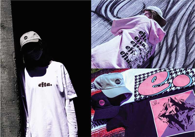 efta new streetwear brand