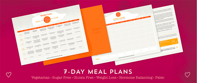 7 Days Meal Plans