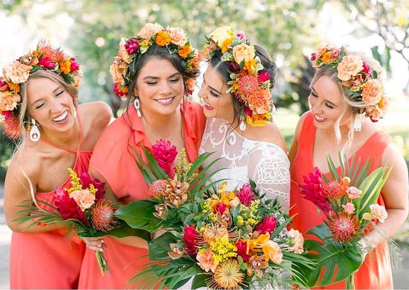 Beach Wedding Wear for Hawaii - How to Dress for a Beach Wedding