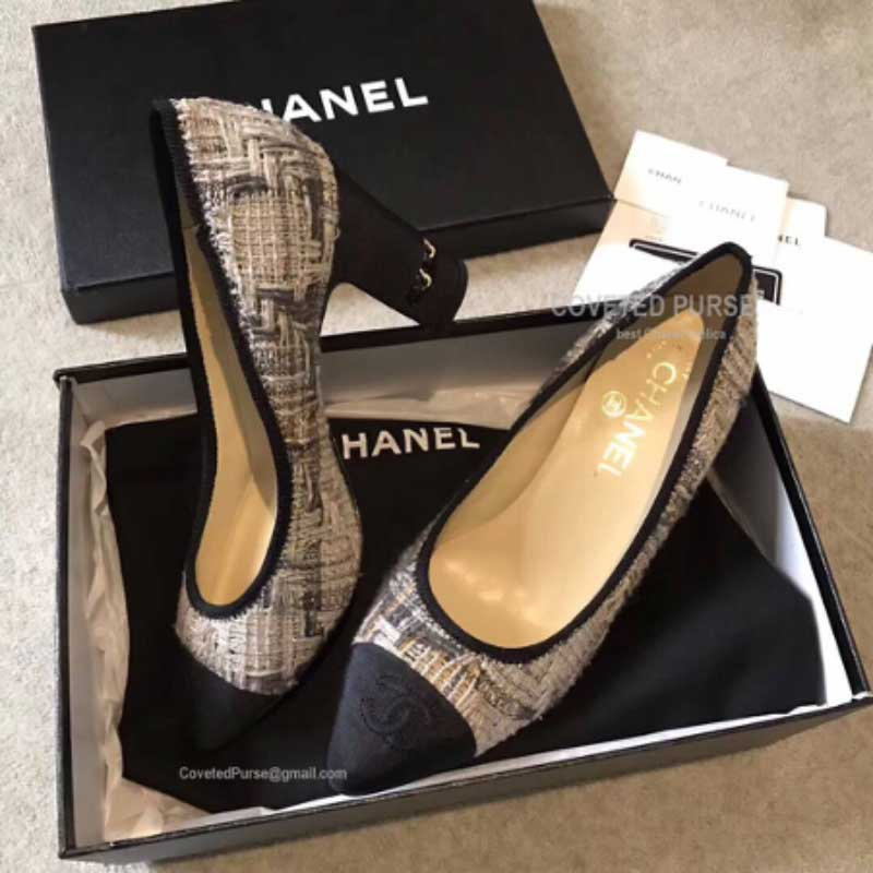 Best Chanel Replica Pumps at Coveted Purse