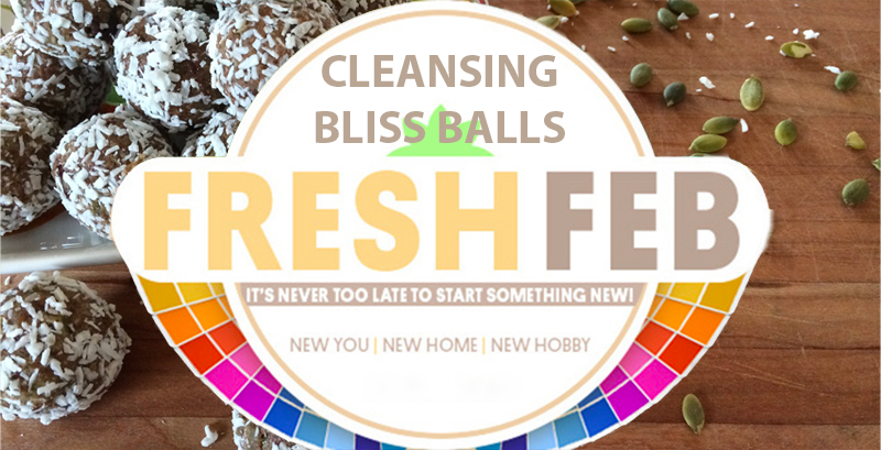 Cleansing Bliss Balls - Recipe