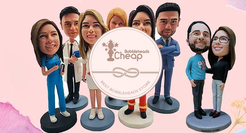 Create any Bobblehead just Like Your Photo