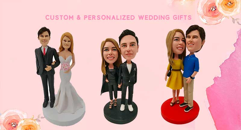 Why Custom Gifts Are Good For Weddings?