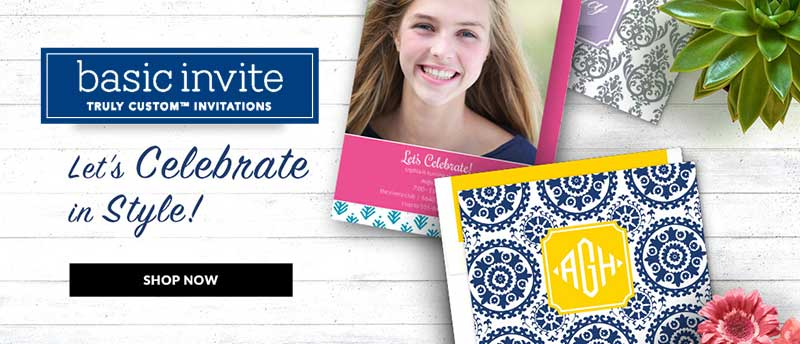 Party Invitations For Every Occasion