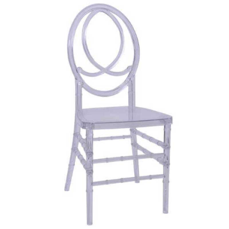 Resin Phoenix Acrylic Chair Wholesale
