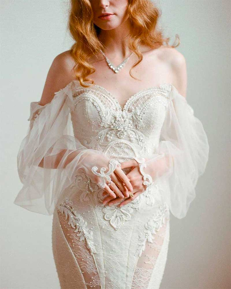 Which Wedding Dress Style Works for You