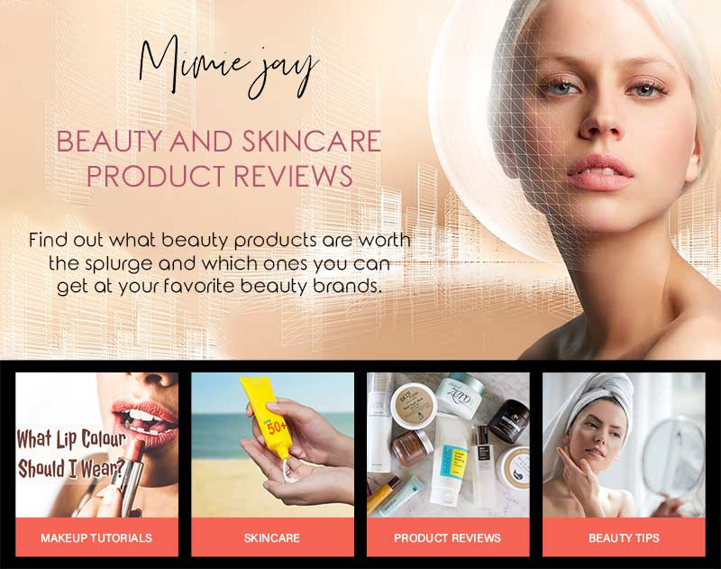 Beauty and Skincare Product Reviews
