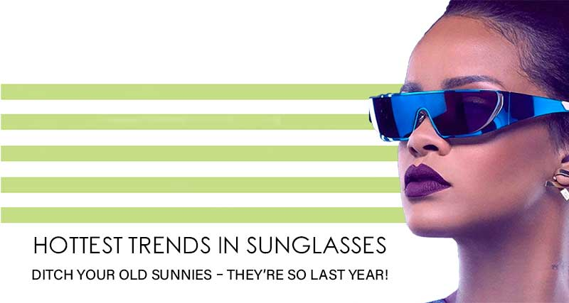 Hottest Trends in Sunglasses for 2020