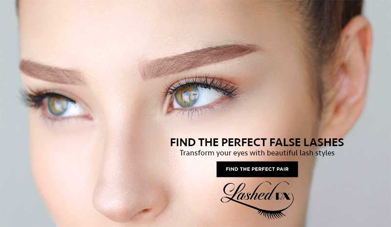 How to Buy False Lashes Online and How to Apply Them