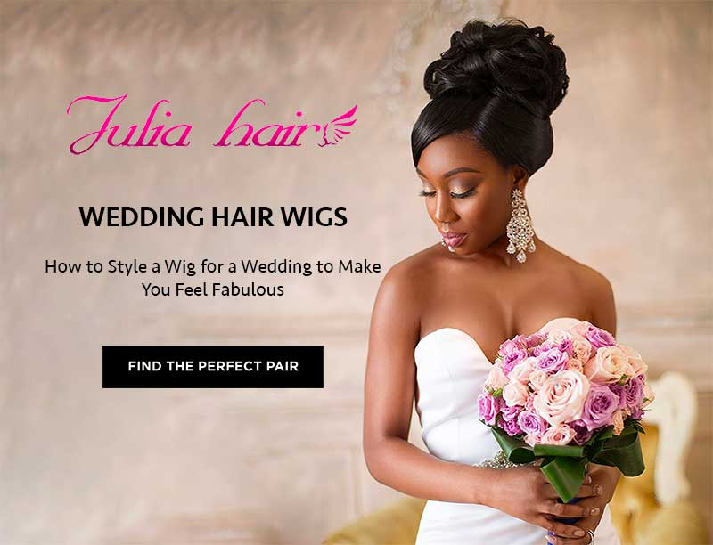 How to Style a Wig for a Wedding