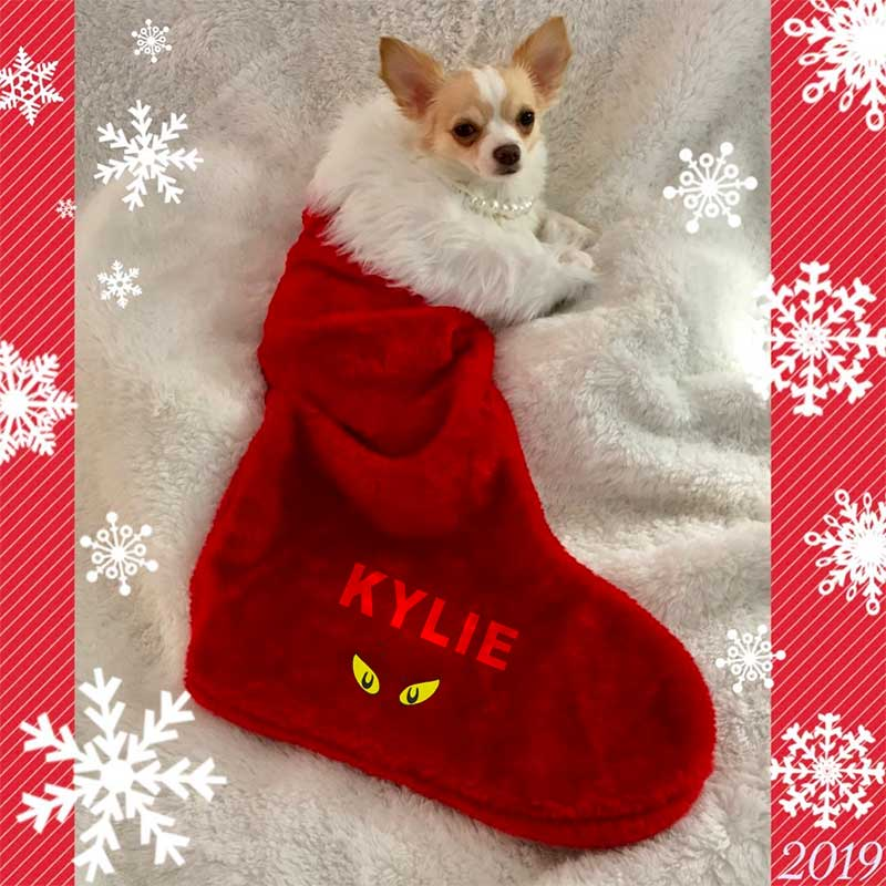 How to personalize your Christmas Stockings