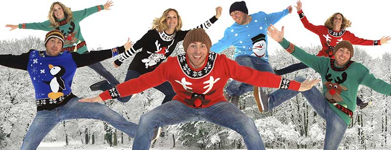 Christmas Jumpers Influence Pop Culture