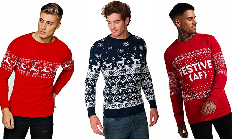 Christmas Jumpers for Men
