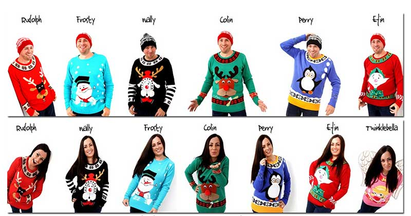 Fun facts about Christmas jumpers