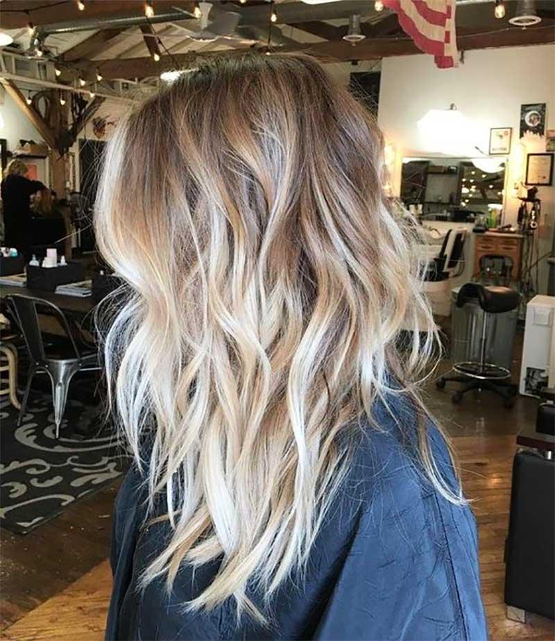 Haircut Ideas for Long Hair