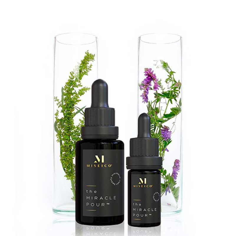 MISEICO set to disrupt the clean beauty industry with the MIRACLE POUR