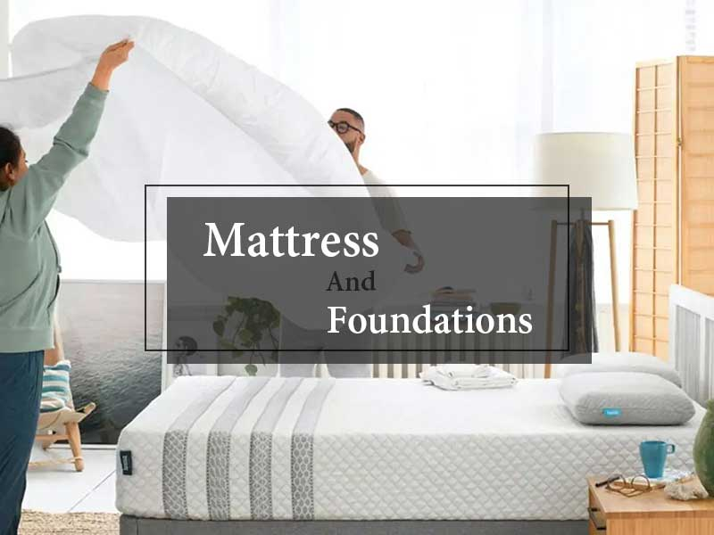 How to Choose the Best Quality King Size Bedding Set: Mattress and foundations