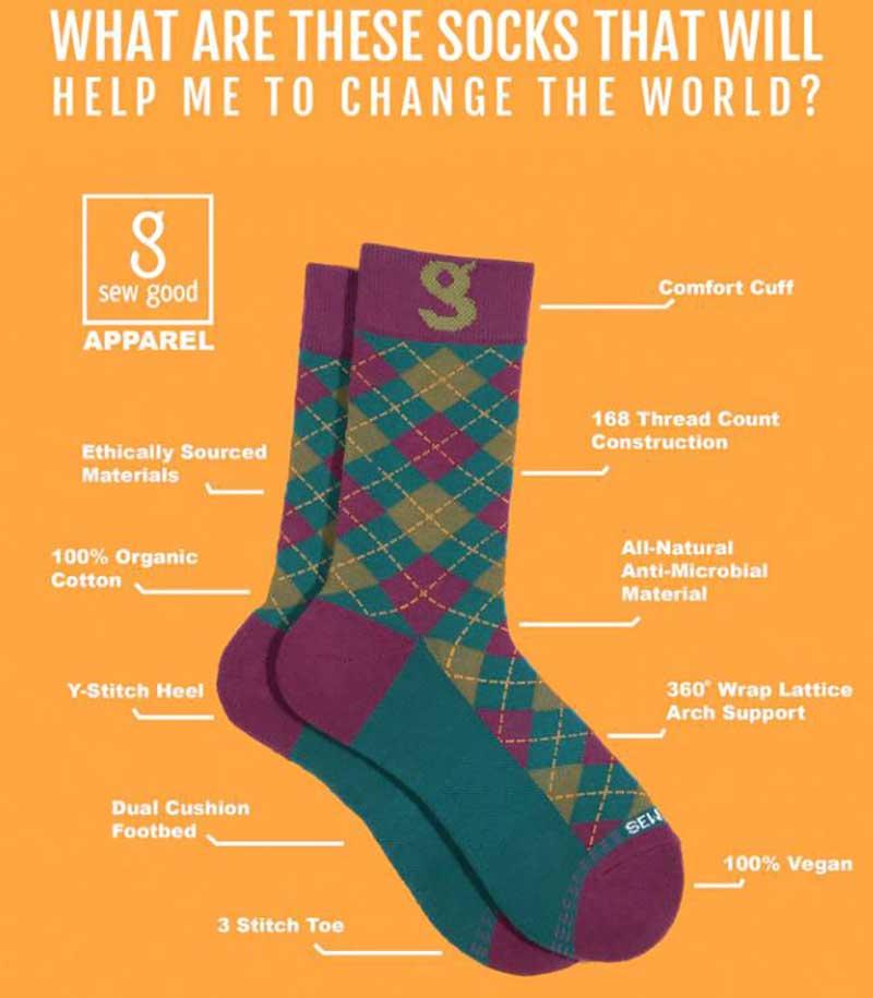 Socks That Change the World