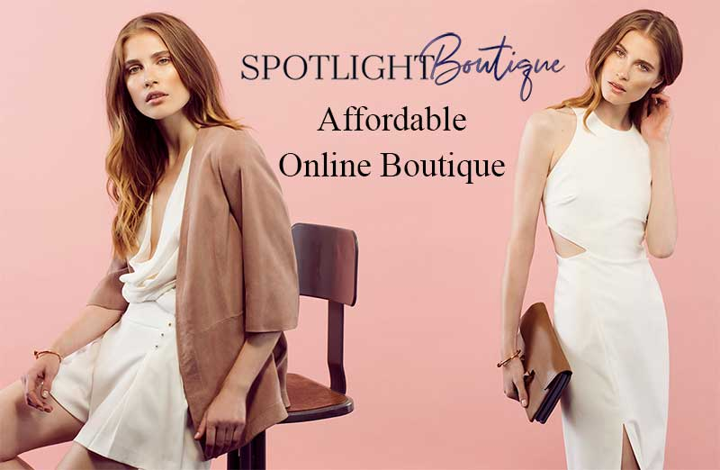 Spotlight Boutique: affordable boutique fashion