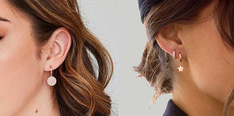 The Benefits of Wearing Rose Gold Earrings
