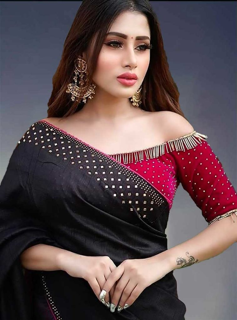 Types of Indian Silk Sarees from India