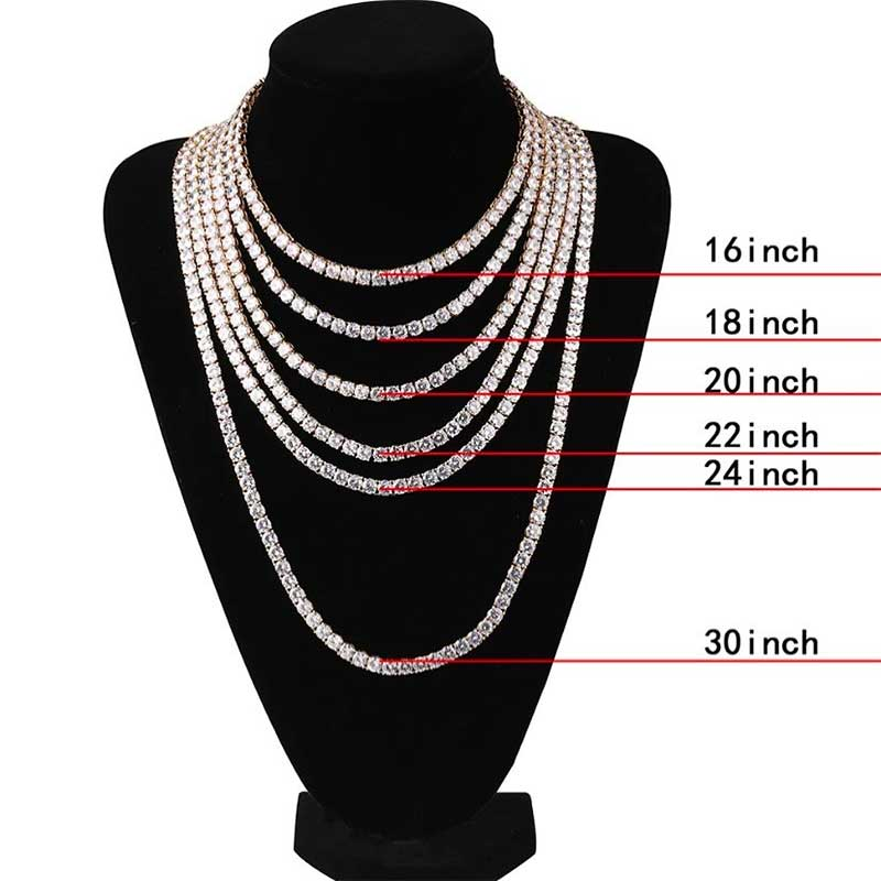 Choosing the Right Necklace Length for You