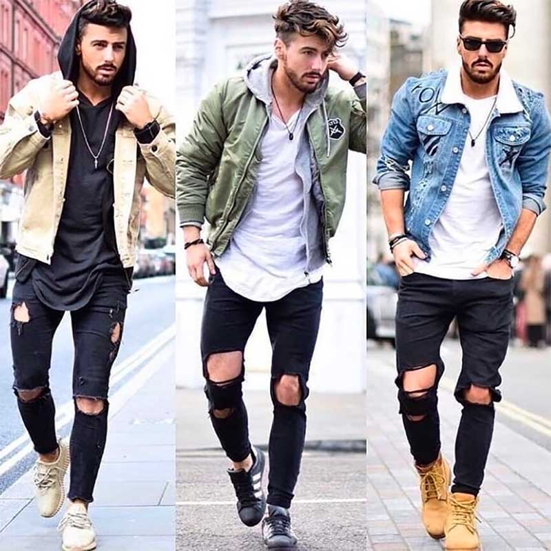 Fashion Tips and Style Ideas for Men