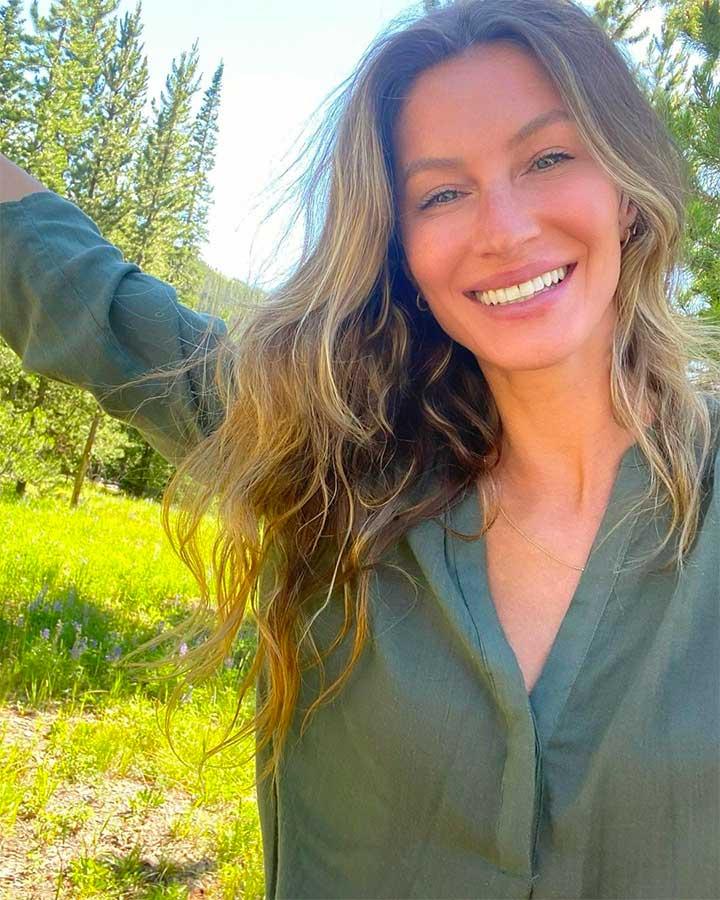 Latina Instagram Models to Follow: Gisele Bundchen, Brazilian Model