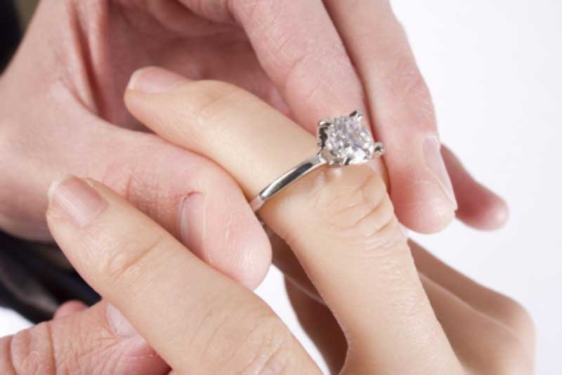 How to Find Her Ring Size Without Her Knowing