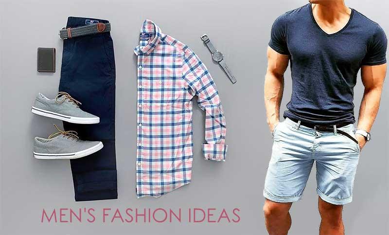 Men's Fashion Ideas: Latest Clothes Fashion Trends for Men