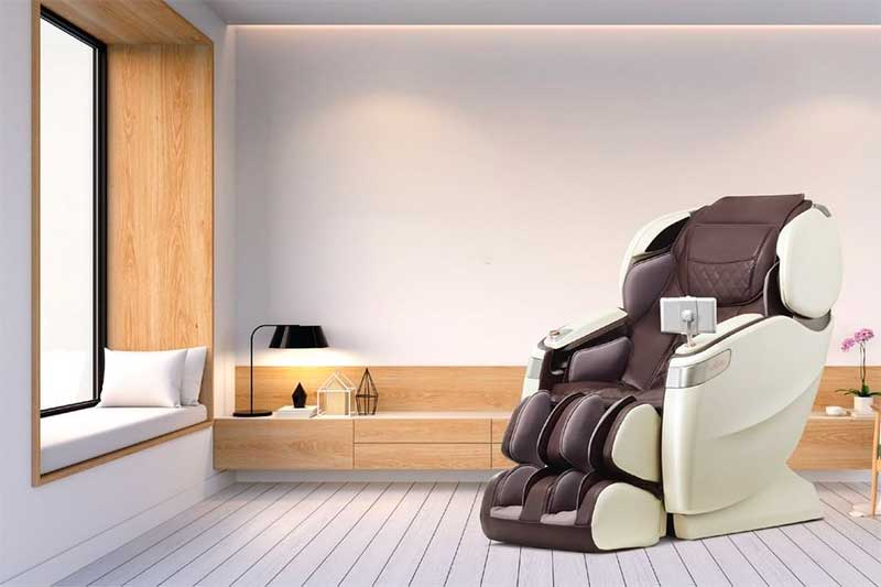 Use a Massage Chair to Relieve Your Back Pain