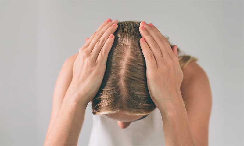 Chemotherapy can cause hair loss