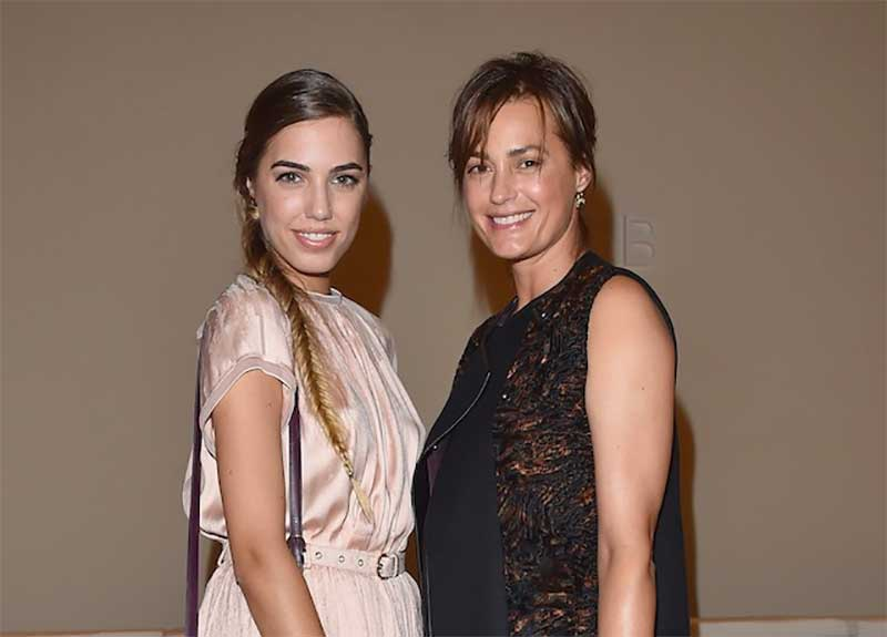 Salvatore Ferragamo - Front Row - Milan Fashion Week Womenswear Spring/Summer