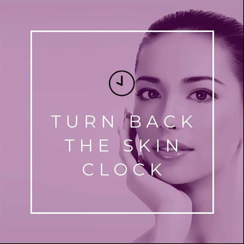 Turn Back The Skin Clock
