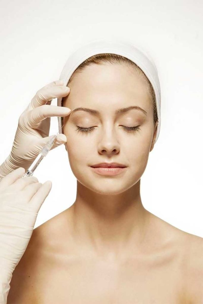 What is Botox and Is It Safe?: a Botox injection