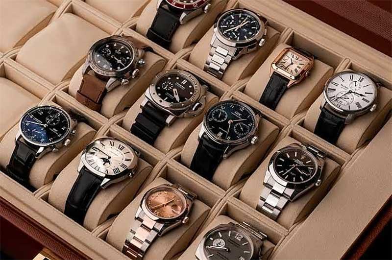 The Apple Watch vs. Luxury Swiss Watches
