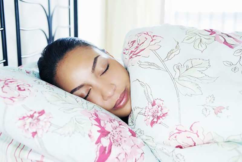 6 Things Women With Great Skin Always Do: Get Enough Sleep
