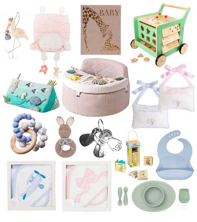 Good Baby Shower Gifts List