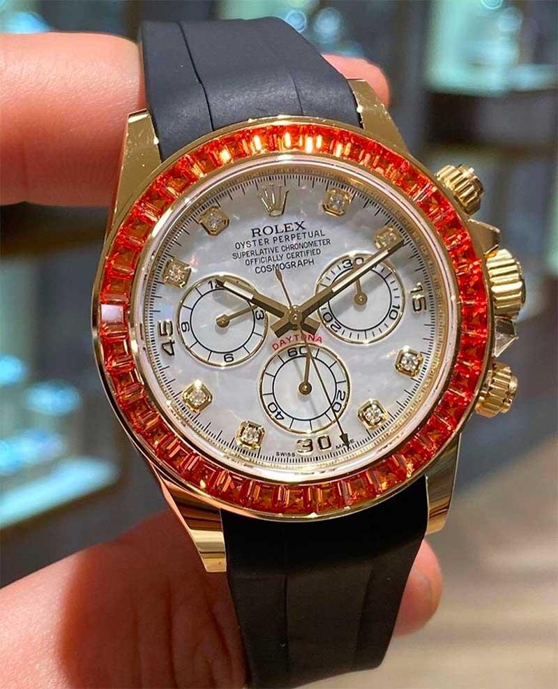 Rolex Watches are Luxury Goods