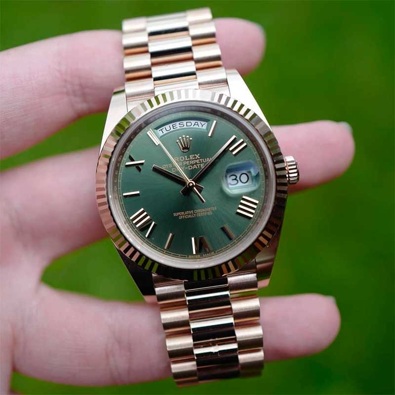 7 things that make Rolex watch expensive