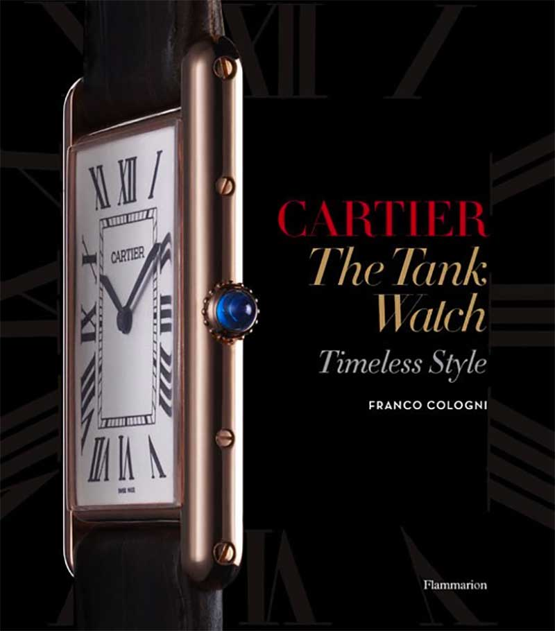 A Historical Tour Of The Cartier Tank Watch