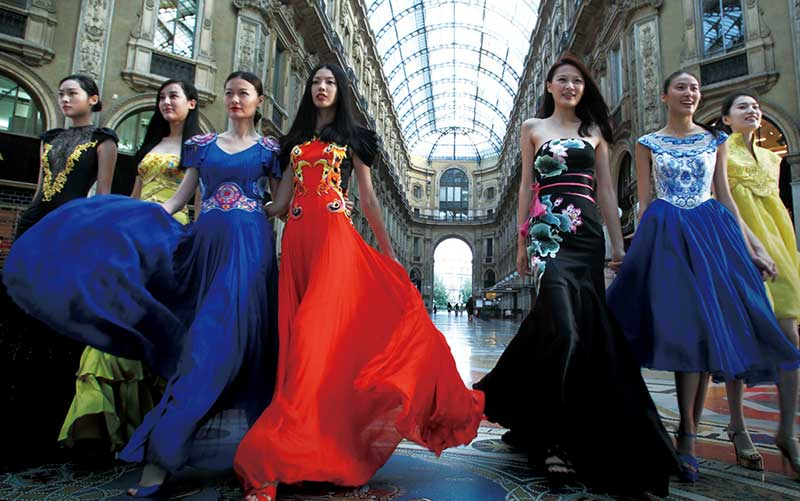 China's Fashion Influence on the West