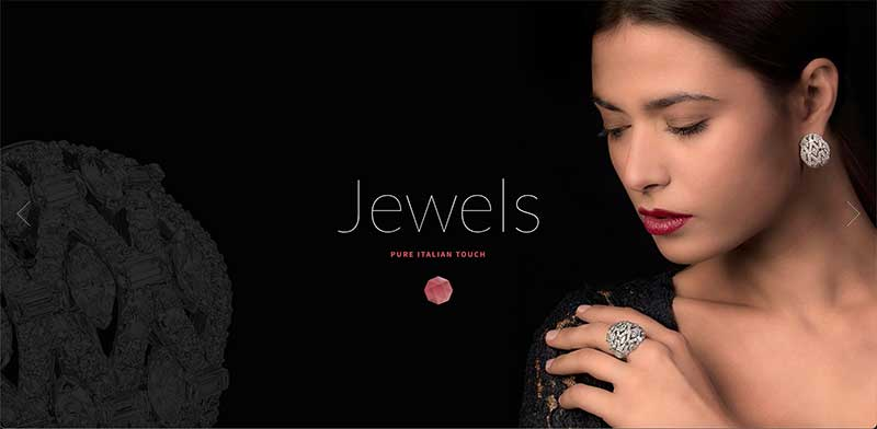 Good Jewelry Design Is Essential: Colors and Graphics