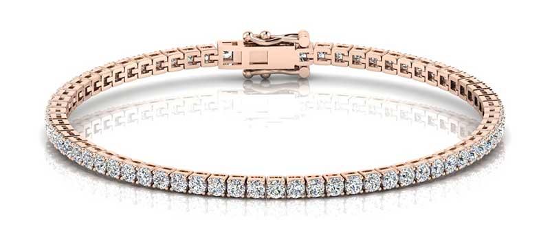 Shop Diamond Tennis Bracelets
