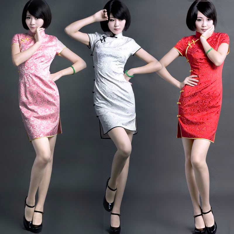 Different Chinese Fashion Styles