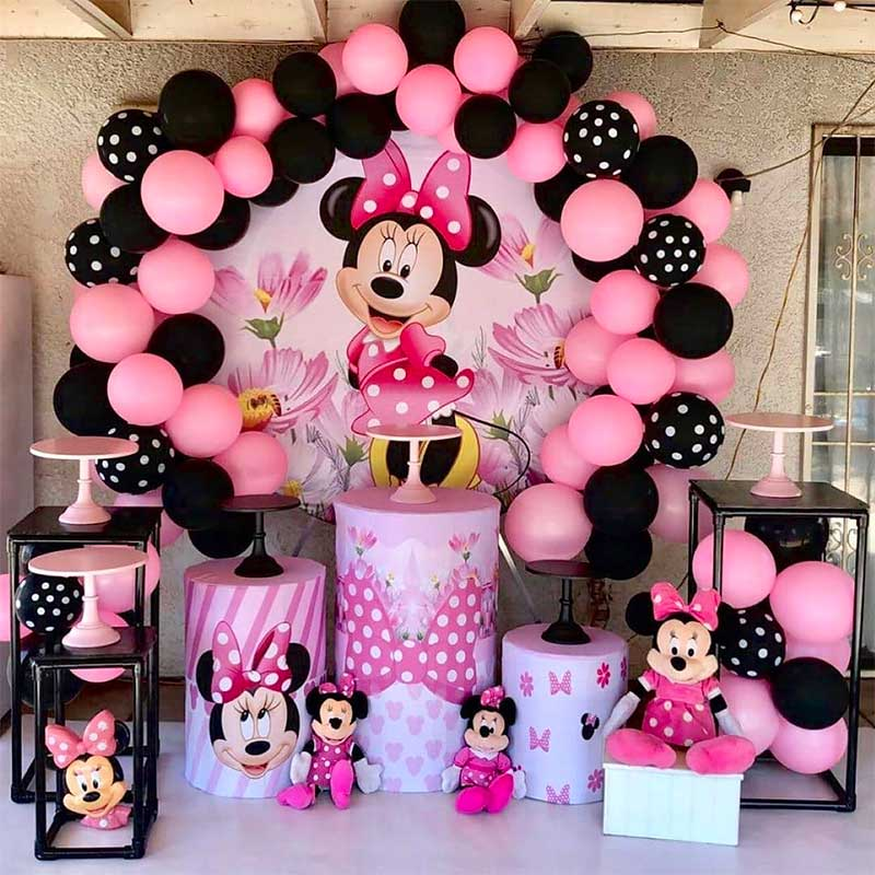Free Minnie Mouse Baby Shower Printables