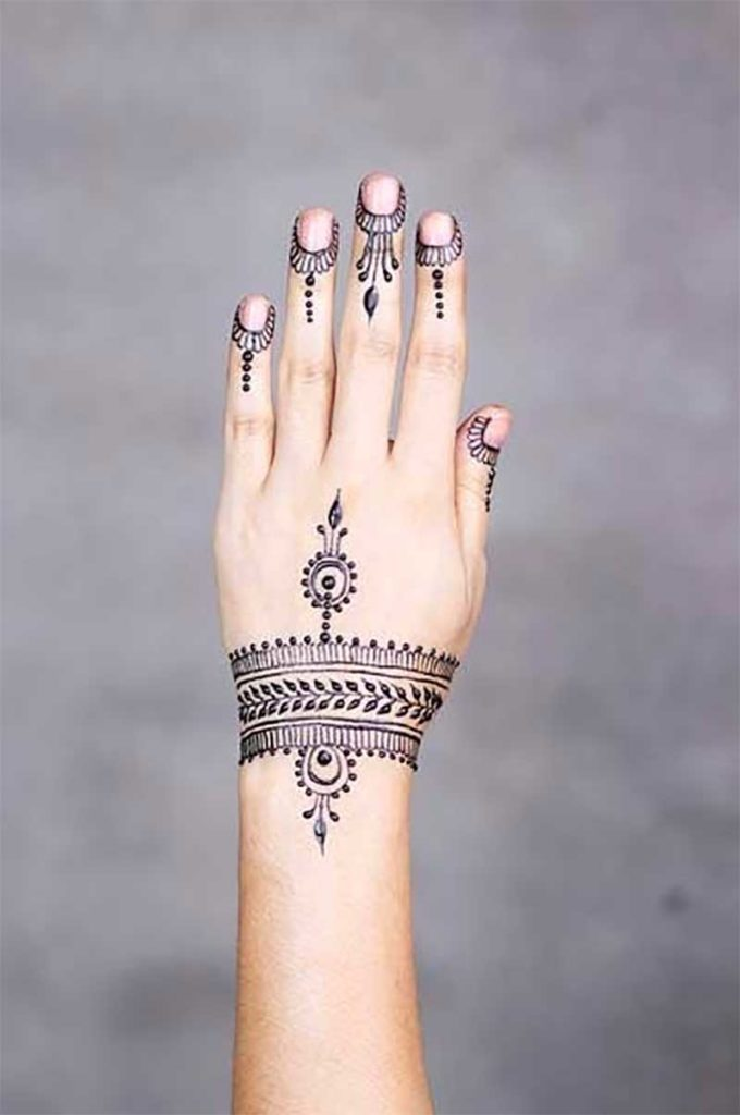 Henna – Black, brown and white Henna