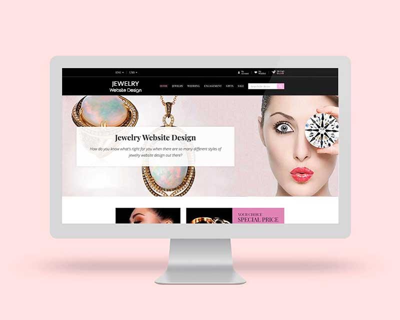 10 Best Practices for Jewelry Website Design