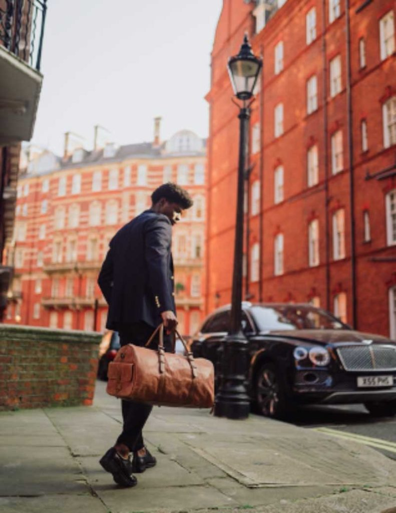 London's finest collection of handmade leather bags