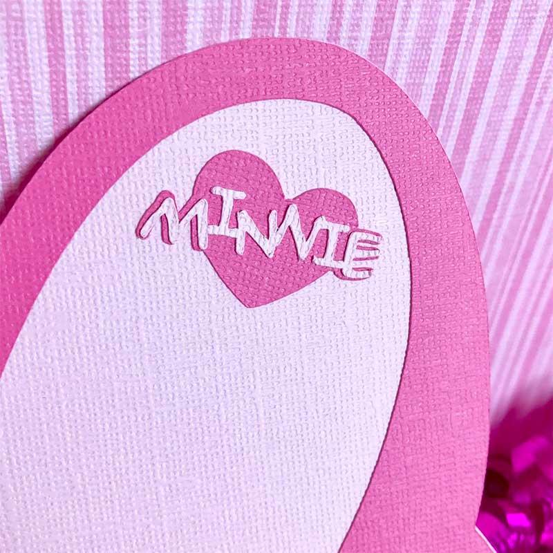 Minnie Mouse Menu Ideas: Food Label Cards, Activities & Recipes